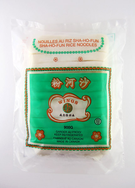 Sha-Ho-Fun Rice Noodles